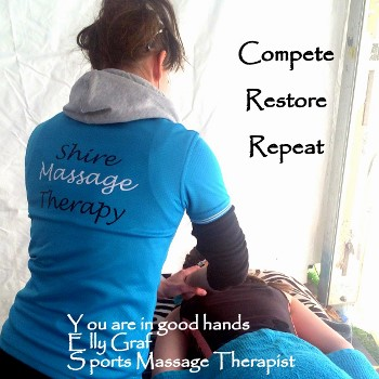 elly graf athlete sports massage Elly Miller